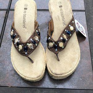 Flip flop Sandals.